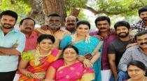 Pandiyan stores serial actress Gowsalya senthamarai is serious