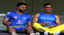 Sureah raina applauds rohit sharma as next cool captain