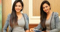 Actress rahul preet singh new photo shoot images