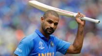 Cricket player shikhar dhawan wife and children photos