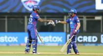 IPL 2021 csk vs delhi 1st match result