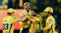 ipl 2019 - csk vs dc - won csk - points table - 1st csk