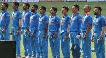 Team india for west indies tour