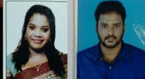 Man stabbed his own Aunty due to illegal relationship near Chennai