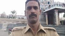 Police man dead for heart attack on duty near salem