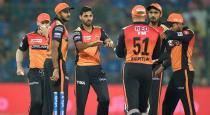 Jason roy replaced Mitchell Marsh in Sunrises Hyderabad IPL 2021