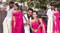 Anchor manimegalai cries in vijay tv mr and mrs show