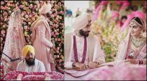 Bumrah sanjana marriage photos goes viral