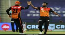 Natarajan placed in Indian T20 team against Australia tour
