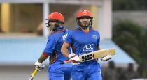 Afghanistan cricket team captain changed before world cup 2019