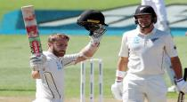 newziland - bangldesh test match williamson 200