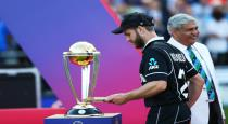 williamson recieved man of the tournament in wc2019