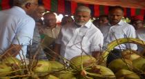 pondichery agri minister kamalakkannan