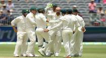 india all out for 283 in 1st innings