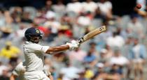 ind vs aus 3rd test melborn good score 215