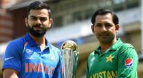 world cup 2019 - india vs pakistan - match record