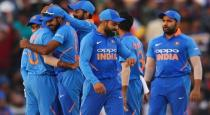 Indian cricket player pumrah under test in world cup
