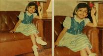 Actress kajal agarwal childhood photos