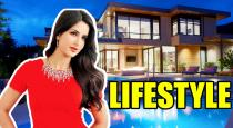 Katrina kaif paying 1.5 lakhs for house rent per month