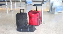 Mysteries bag found in chennai airport
