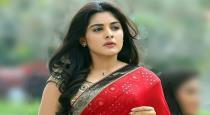 Ravi teja romance with 22 years old tamil actress nivetha thomas