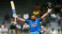world cup 2019 - rohit sharma - india new record