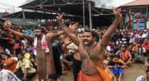 sabarimala protest in tamilnadu