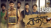 tamil new movie - sathru - kathir - srusty dankey