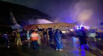 Air India Express flight crash captain photos