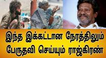 rajkiran-give-food-to-orphans-during-lockdown