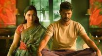 new tamil movie devi2- prabhudeva- thamana - succesful running