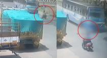 Kanyakumari accident viral video