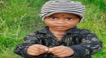 3 years child died in borewell