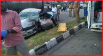accident in ulunthurpettai,mom and son died