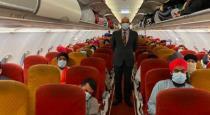 corona for afganisthan returns