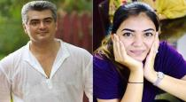 Nazriya tweets about ajiths valimai