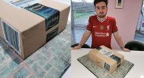 mom-send-birthday-cake-like-amazon-parcel-viral-photos
