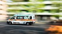 5 dead when carry dead body in ambulance