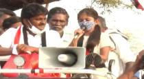 vijayabaskar daughter election canvas