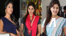 Actress anjali latest photo goes viral