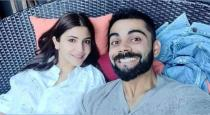 anushka sharma shared her photo