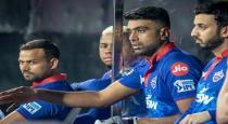 aswin out from ipl matches