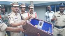 9 men cheated bussinessman by atchaya pathiram