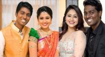 Atlee priya 5 years wedding anniversary
