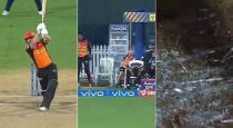 bairstow breaks glass viral video