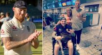 Ben stokes father diagnosed brain cancer