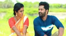 bharathi kannamma shooting spot video viral