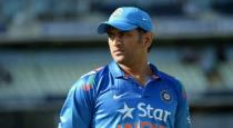 will dhoni play in worl cup ganguly talks