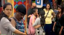 Bigg boss tamil season 4 day 2 first fight in house