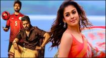 Who gave voice for nayanthara in bigil movie